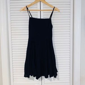 UO Black Mini Dress